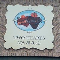 Two Hearts Gifts and Books Logo